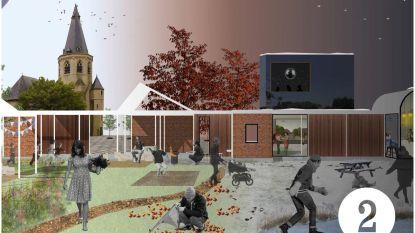 Conceptbeelden voor nieuw wijkhuis voorgelegd aan bevolking