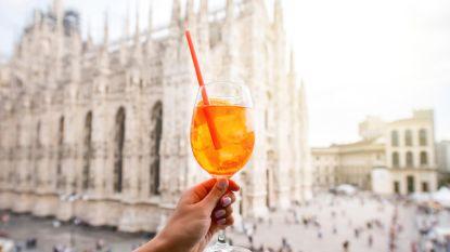 De combinatie van Aperol Spritz en roséwijn wordt het drankje van de zomer