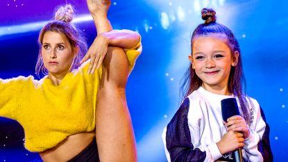 Staande ovatie voor hoepelacrobate en eerste Golden Buzzer is een feit: het beste uit 'Belgium's Got Talent'
