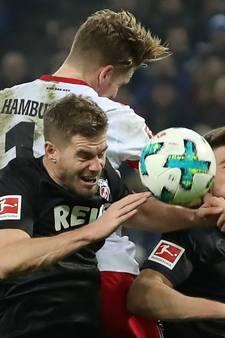 FC Köln heeft de smaak te pakken met zege op concurrent HSV