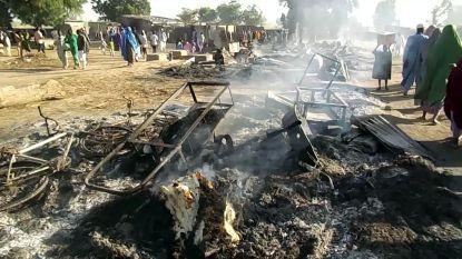Zeven personen omgekomen bij terreuraanslag op kerstavond in Nigeria