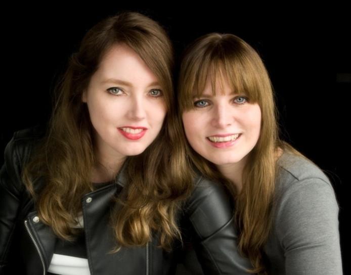 Chantal en Priscilla van Gastel