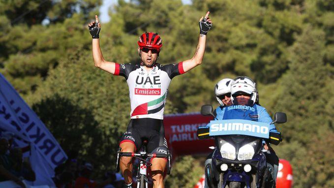 Ulissi slaat dubbelslag in Ronde van Turkije - Martin Velits zet punt achter carrière
