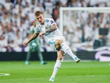 Zidane neemt Kroos mee naar Dortmund