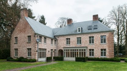 Te koop Vlaamse villa van Athina Onassis