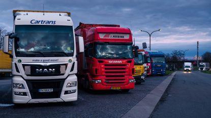 Opnieuw transmigranten opgepakt op parking in Tessenderlo