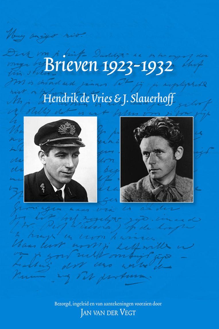 Hendrik de Vries & J. Slauerhoff. Verloren: € 22,-. Beeld