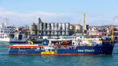 Schip van Duitse hulporganisatie Sea-Watch mag haven van Catania niet verlaten