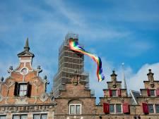 Cuijk wordt als regenbooggemeente vriendelijk voor homo's