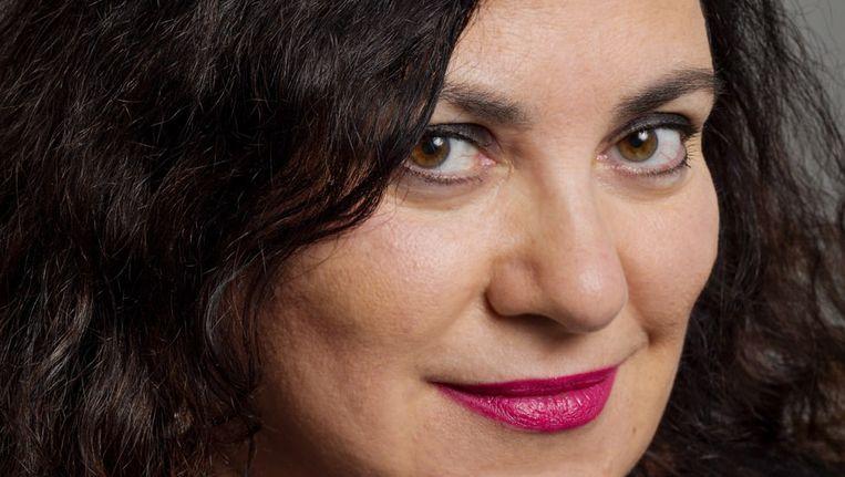 Nausicaa Marbe: 'Breek moslimkartel van de PvdA'. Beeld Bob Bronshoff