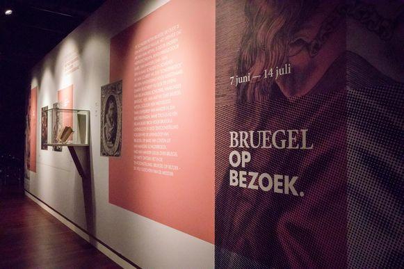 Expo Bruegel in t'poorthuis te Peer.
