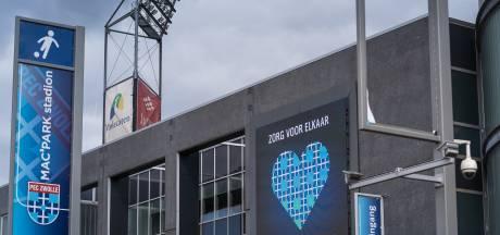 Jeugdspelers PEC Zwolle lopen corona op, duel met De Graafschap afgelast
