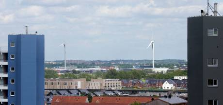 Windmolens en zonnevelden: vooral ruimte in Ede en Renswoude