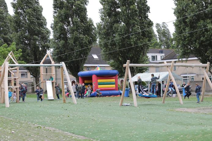 Speeltuin De Spil in Zoetermeer