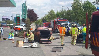 Drie senioren gewond bij twee ongevallen