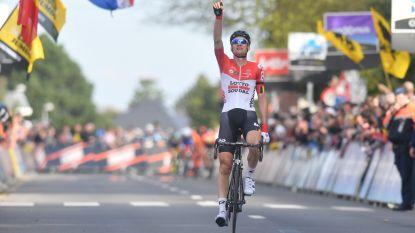 Wellens eert Goolaerts met een schitterende solo in de Brabantse Pijl