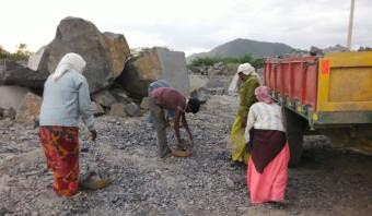 'Aan graniet zie je de herkomst niet'