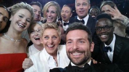 International selfie day: deze 11 wereldberoemde celebfoto's beroerden het internet
