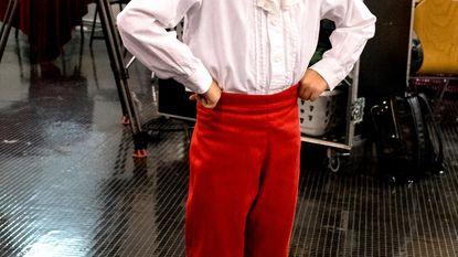 Dries (9) speelt hoofdrol in musical Mozart!