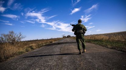 """""""Rebellen omsingelen militairen Oekraïne"""""""