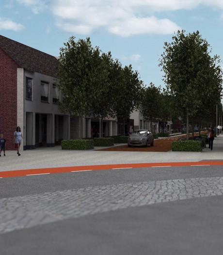 VIDEO: Bewoners kritisch over voorlopige indeling Tilburgseweg in Goirle