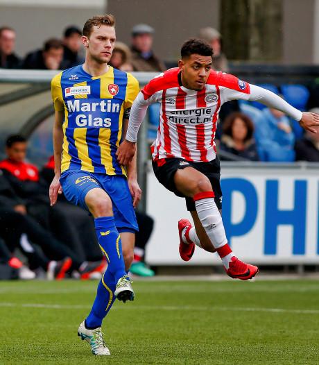 Bekijk hier de samenvatting van Jong PSV - FC Oss