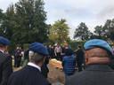 Vught nam vorig jaar afscheid van de twee laatste KNIL-veteranen. De graven krijgen mogelijk een bijzondere status.
