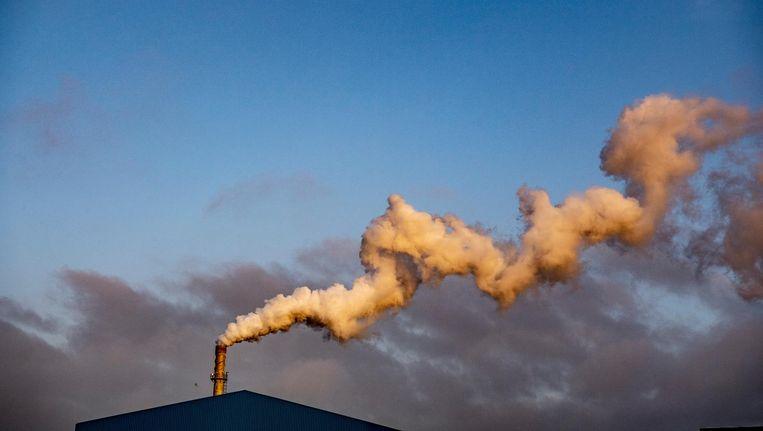 Nog dit jaar krijgen 200 Noord-Hollanders die net als Nap de luchtkwaliteit willen meten een fijnstofsensor. Beeld /