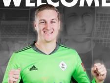 Un gardien danois à Oud-Heverlee Louvain, prêté par Leicester City