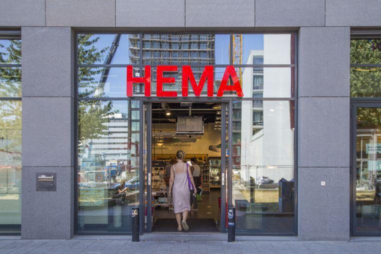 De Hema, een van de ketens met franchisenemers. Beeld Pauline Niks