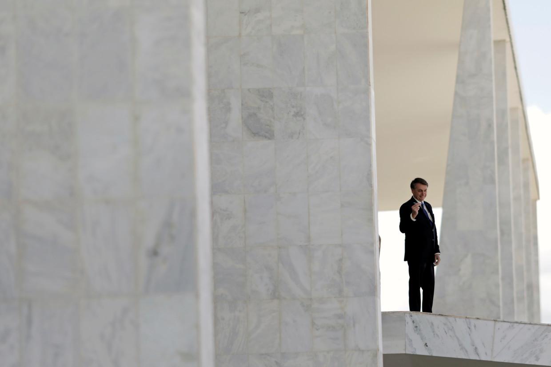 Jair Bolsonaro. Beeld Reuters