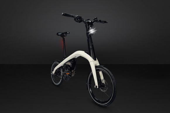General Motors e-bike.