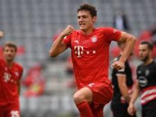 LIVE | Bayern maakt er een showtje van, invalbeurt Zirkzee