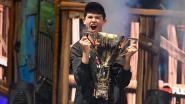 Belg eindigt in middenmoot op WK Fortnite, 16-jarige kampioen wint 2,7 miljoen euro
