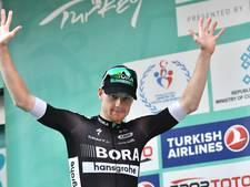 Er staat geen maat op Sam Bennett in Ronde van Turkije