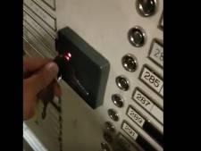 Bewoners Perosiflat staan middernacht opnieuw voor falende elektrische deur: 'WonenBreburg laat ons in de steek'