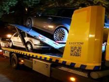 Zes aanhoudingen en vier auto's in beslag bij controle Bezuidenhout