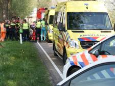 Zwaargewonde bij ongeval op Zevenbergseweg in Etten-Leur