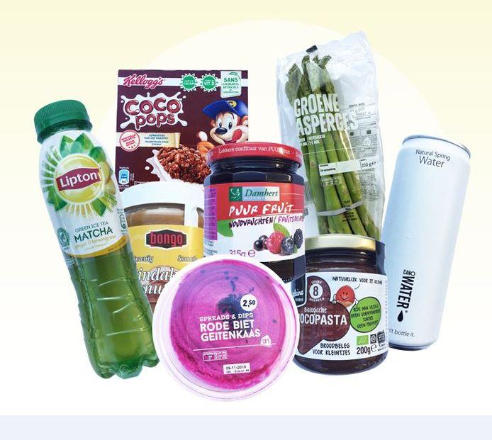 Deze acht producten maken kans op het Gouden Windei, het meest misleidende voedingsproduct.