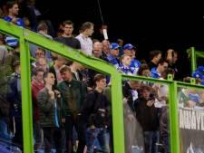 Na wedstrijd Vitesse met politie slaags geraakte fans van PEC weer vrij