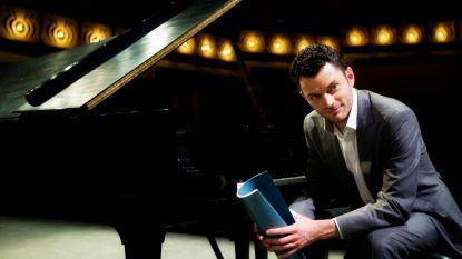 Markant strikt wereldvermaard pianist