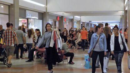 """Topdag voor Shopping Center"""