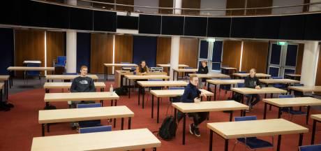 Onrust onder studenten HAN: 'Verleiding groot om toch tentamen te maken als je ziek bent'