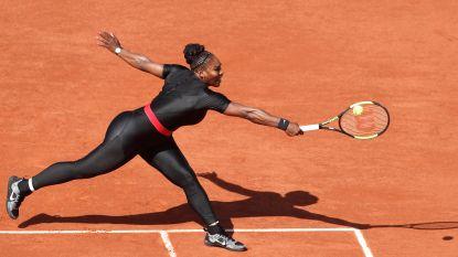 """Serena in catsuit """"Voel me een superheld in dit pak"""""""