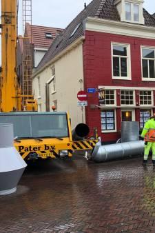 Joekel van Jonnie verdwenen van dak Brass Boer Thuis in Zwolle