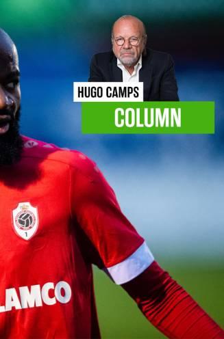 """""""Een achttienkaraatsnummertje oplichterij"""": Hugo Camps keek verbijsterd naar excuses van Lamkel Zé, maar laakt ook laksheid van Antwerp"""