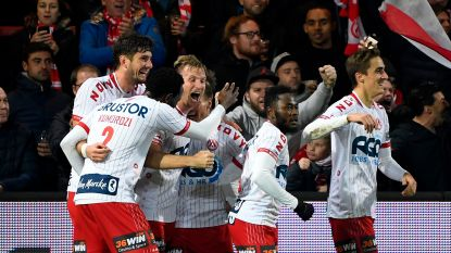 KV Kortrijk klopt Essevee in West-Vlaamse derby en pakt ticket kwartfinales Croky Cup