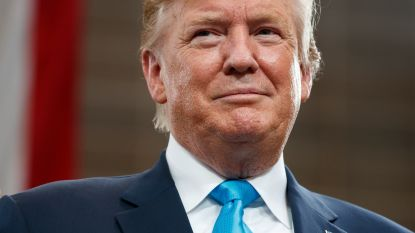 Trump toch niet zo kritisch voor visa-affaire