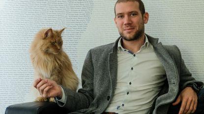"""Niels loopt drie marathons voor Villa Samson van UZ Brussel: """"Huisdieren zijn erg belangrijk voor kinderen"""""""