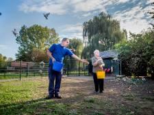 Zo gaat een nieuw huisje zorgen voor een frisser hertenpark in Druten